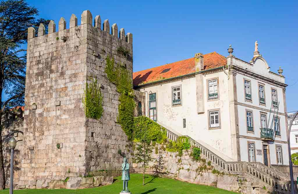 Portugal Castles-Fernandina-Wall