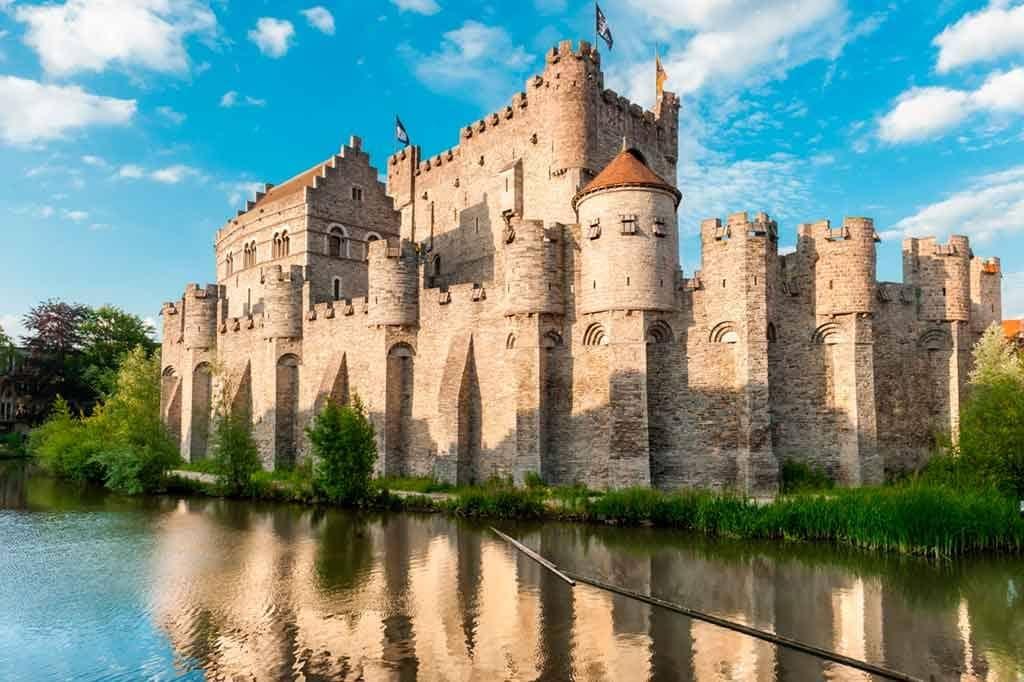 Belgian Castles-Gravensteen