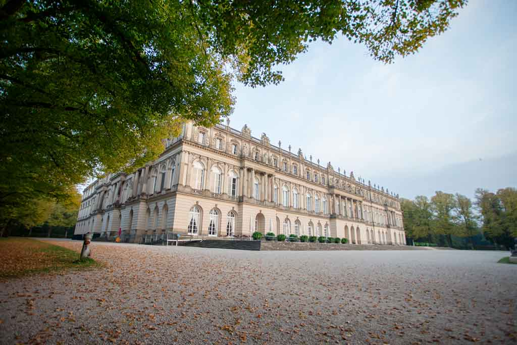Best Bavarian Castles-Herrenchiemsee-Castle