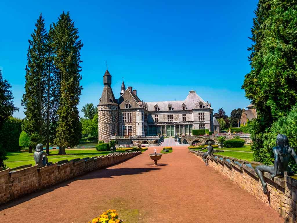 Castles in Belgium-ehay-Bodegnee-Castle