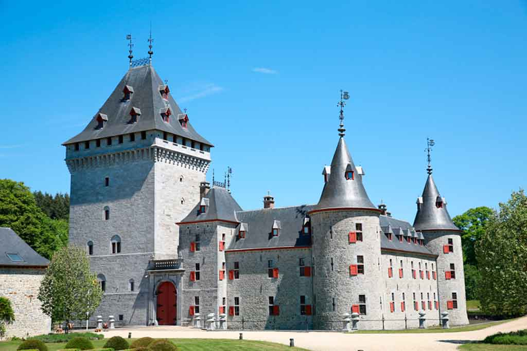 Best castles in Belgium-Jemeppe-Castle