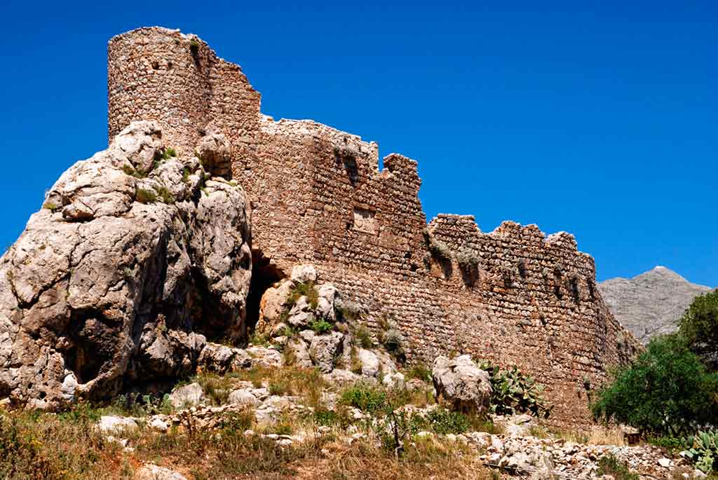 Famous Castles in Greece-Kalymnos-Castle