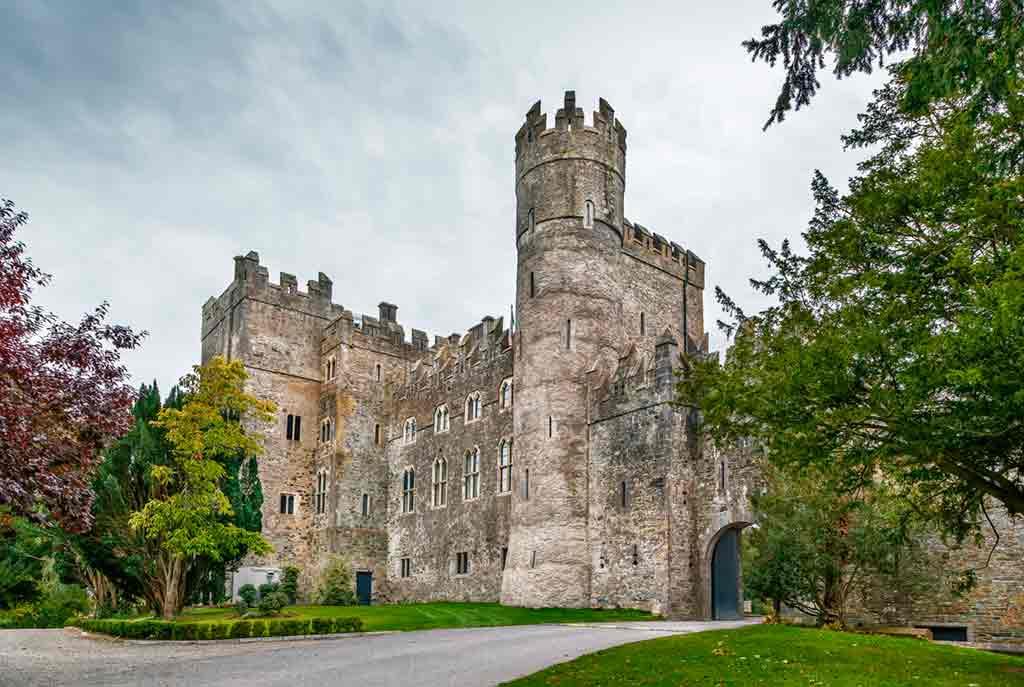Ηaunted castles-Kilkea-Castle