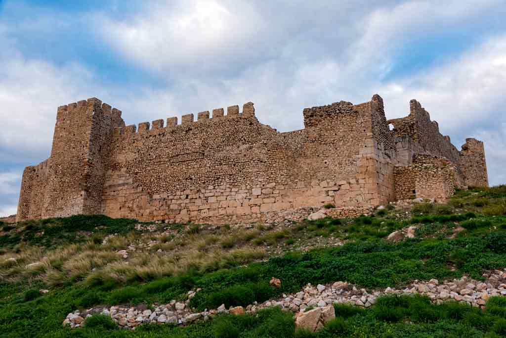 Greek Castles-Larissa-Castle