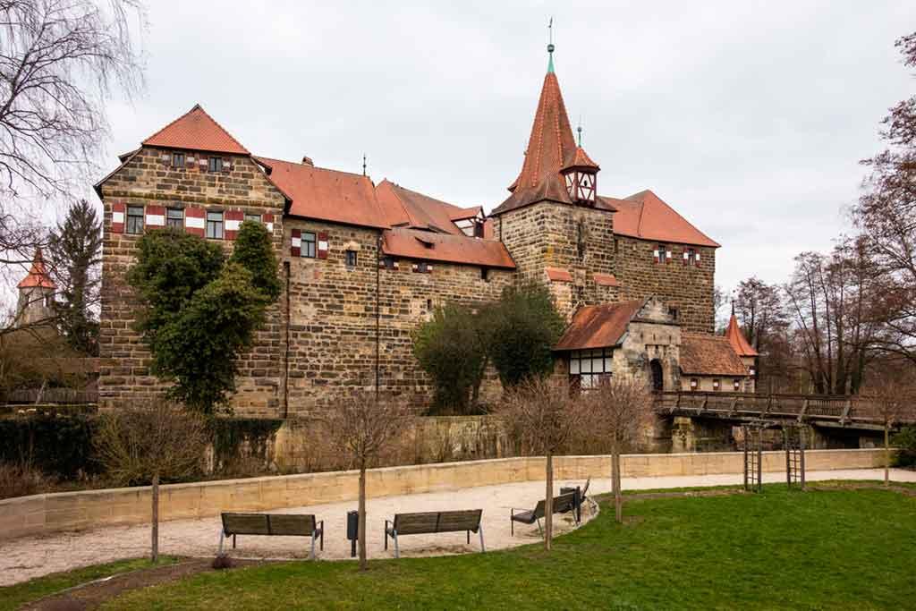 Best castles in Bavaria-Lauf-Castle