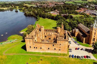 Best Edinburgh Castles-Linlithgow-Palace