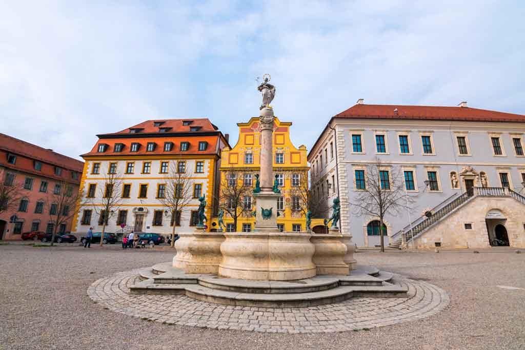 Castles in Bavaria-Neuburg-Palace