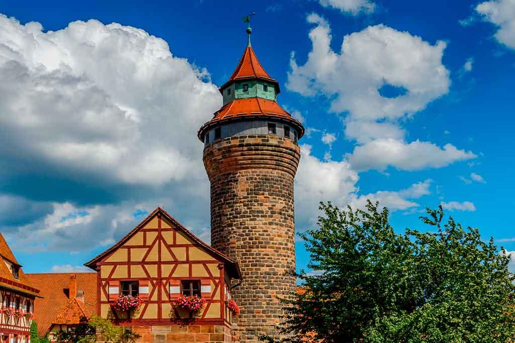 Best Bavarian Castles-Nuremberg-Castle