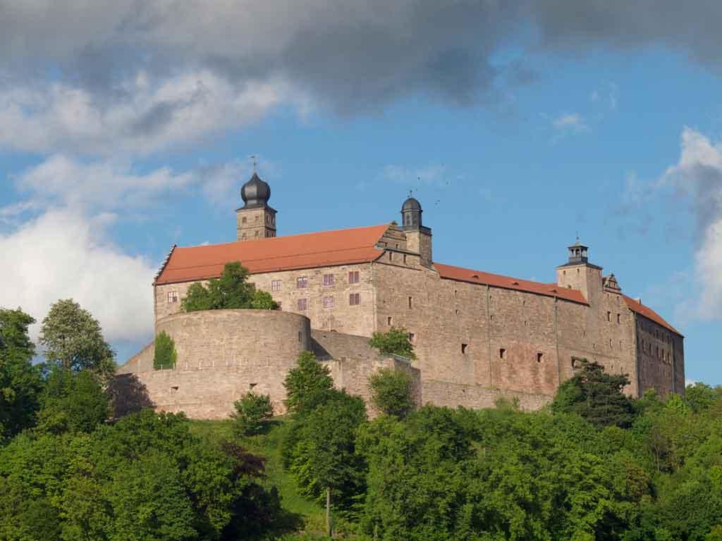 Best Bavarian Castles-Plassenburg