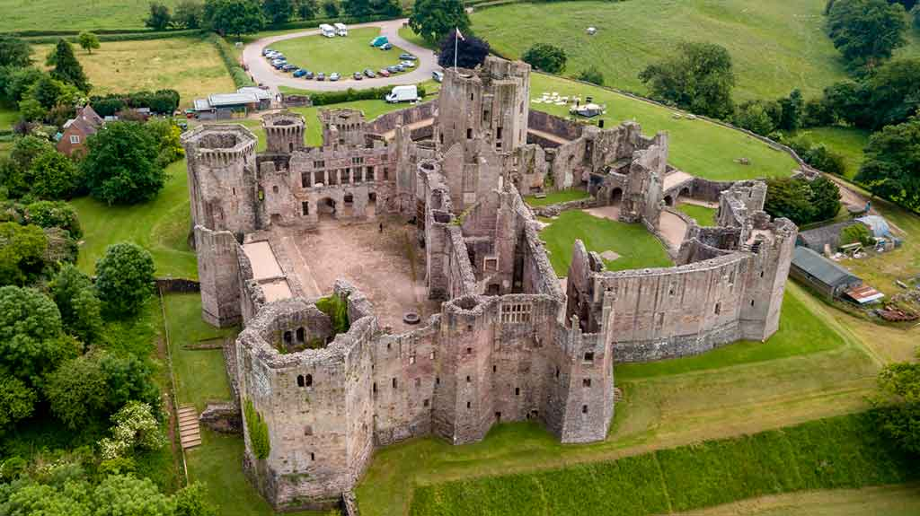 Castles in sWales-Raglan-Castle