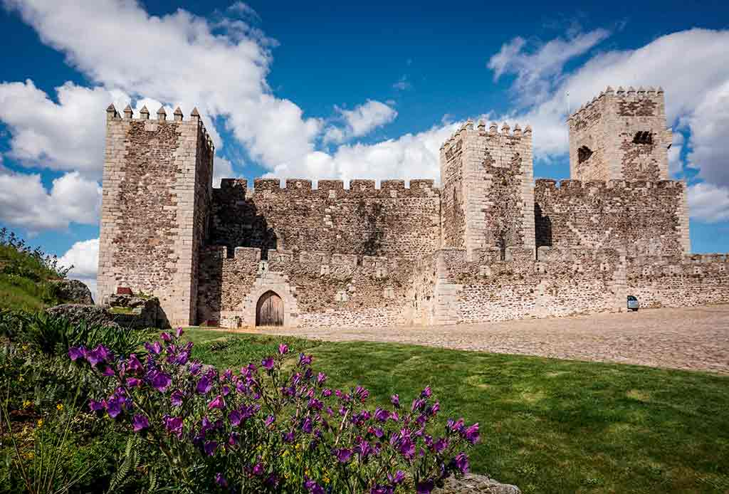Best Portugal Castles-Sabugal-Castle