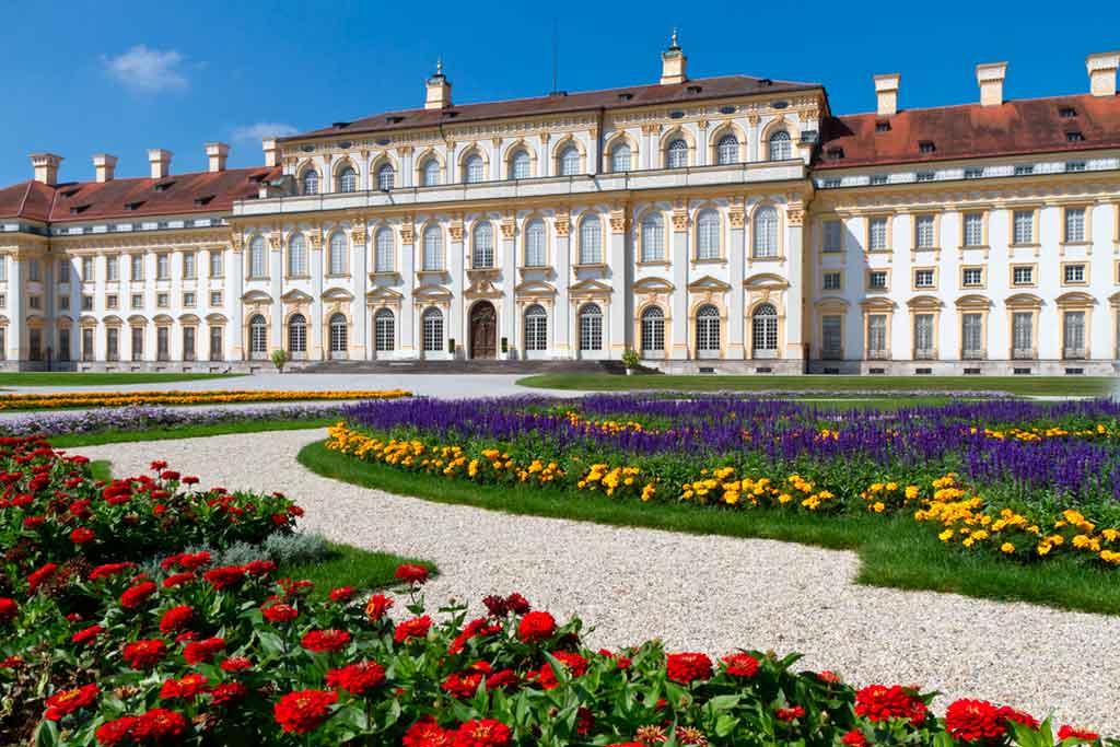 Best castles in Bavaria-Schleissheim-Palace