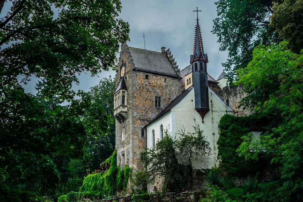 Bavarian Castles-Schloss-Egg