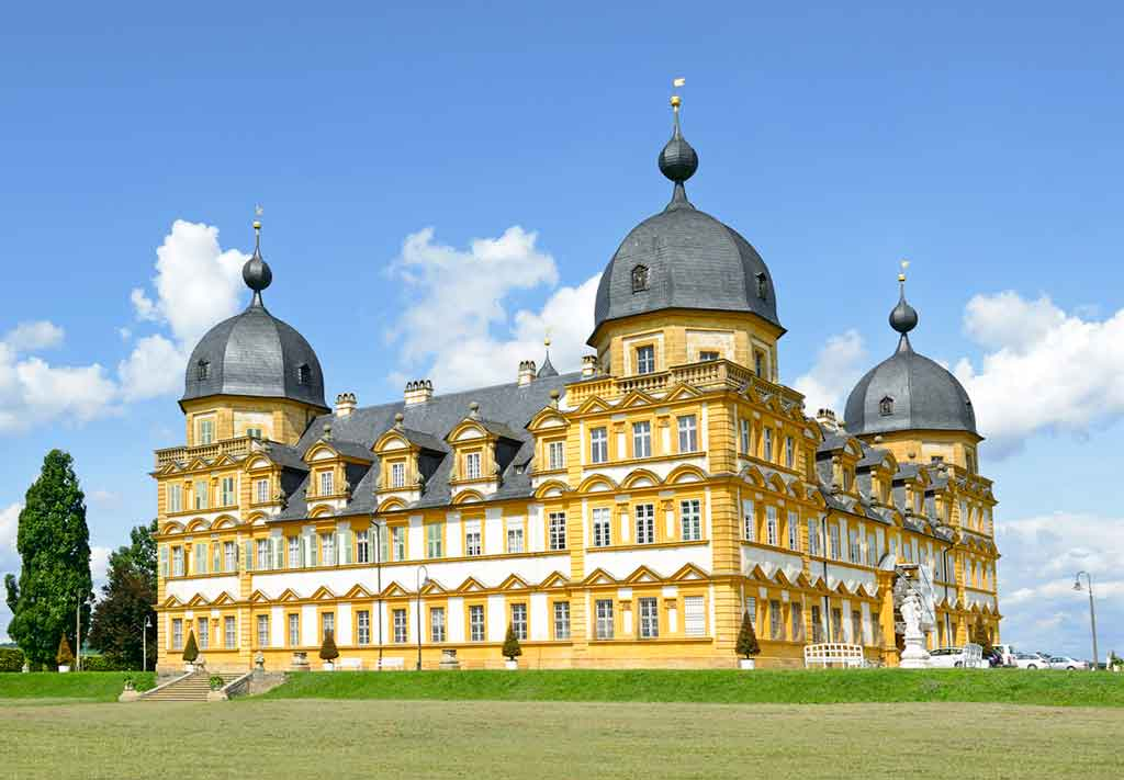 Best castles in Bavaria-Seehof Palace