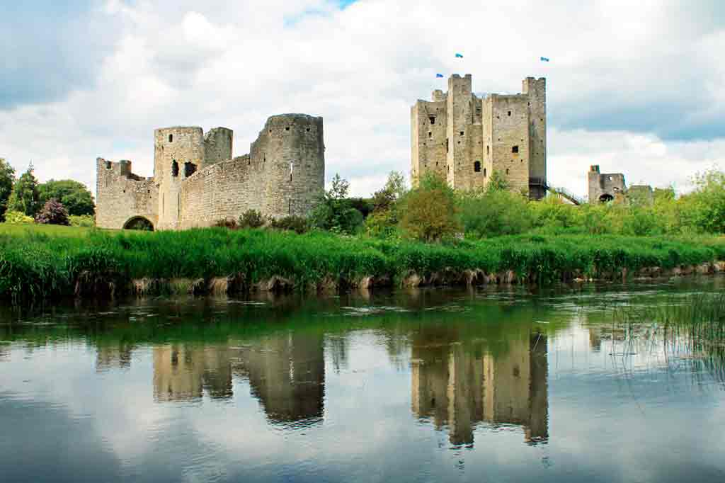 Castles near Dublin-Trim-Castle