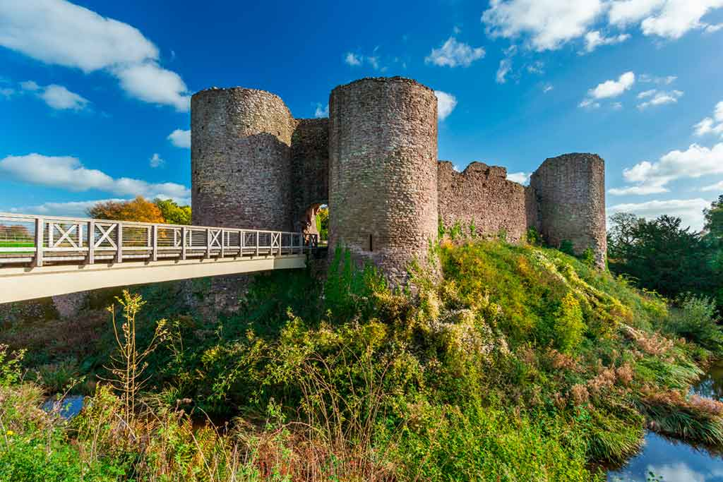 best castles in south Wales-White-Castle