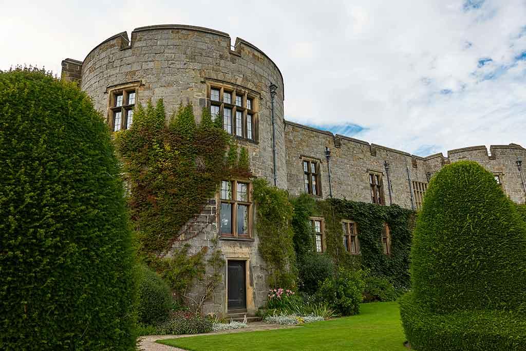 Best castles in Northern Wales-Chirk-Castle