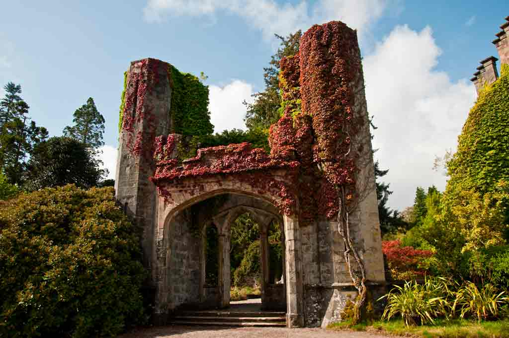 Castles in Highlands-Armadale-Castle,-Gardens-&-Museum