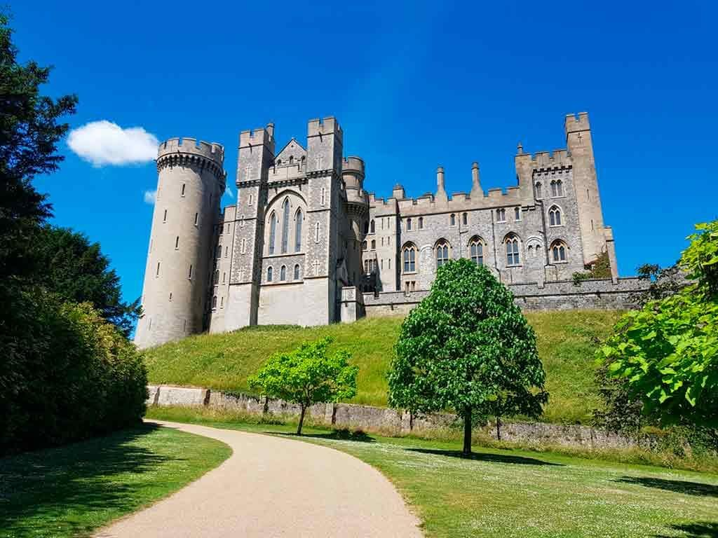 Castles near London-Arundel-Castle