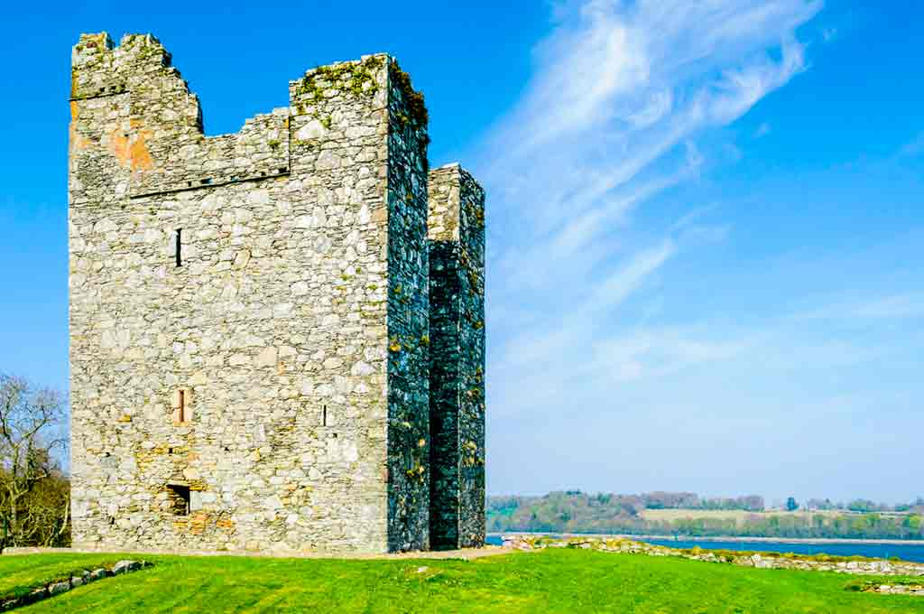 Northern Irish Castles-Audleys-Castle