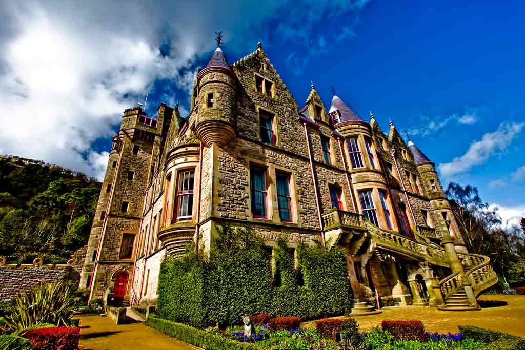 Best Northern Ireland Castles-Belfast-Castle