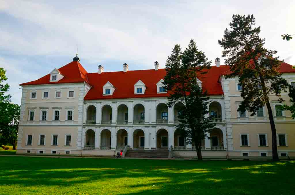 Castles in Lithuania-Biržai-Castle