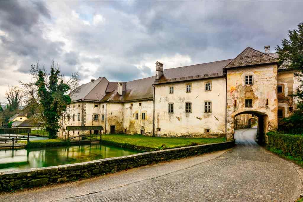 Best Slovenian Castles-Bistra-Castle