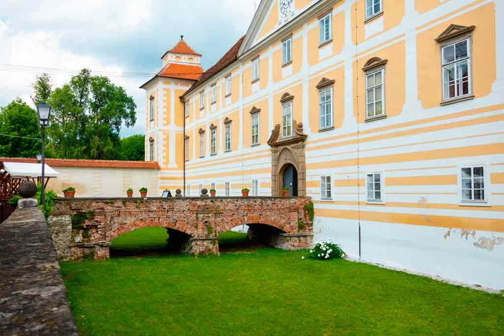 Castles in Slovenia-Bistrica-Castle