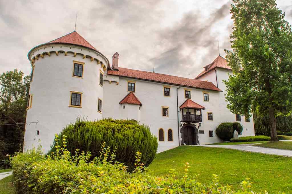 Slovenian Castles-Bogensperk-Castle