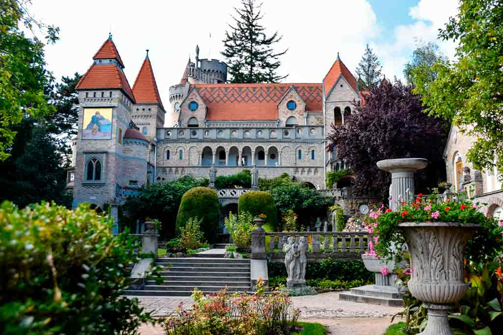 Best castles in Hungary-Bory-Castle