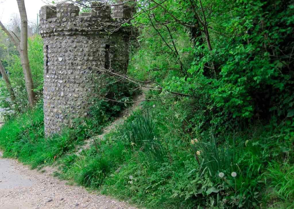 Best castles near London-Bramber-Castle