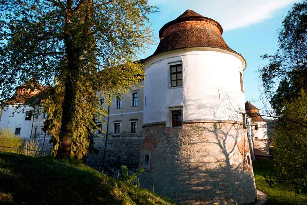 Castles in Slovenia-Brežice-Castle
