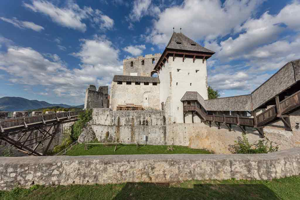 Famous Castles in Slovenia-Celje-Castle