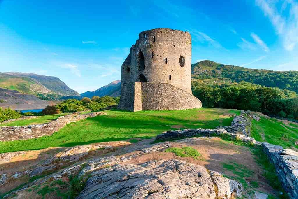 Best Northern Wales Castles-Dolbadarn-Castle