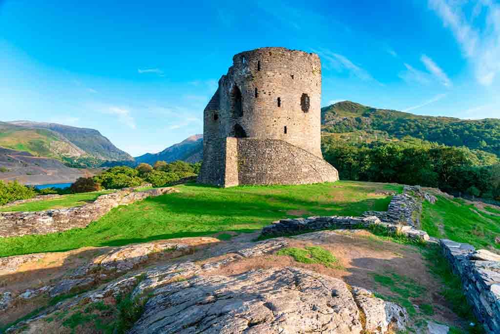 Best Northern Wales Castles-Dolbadarn-Castle