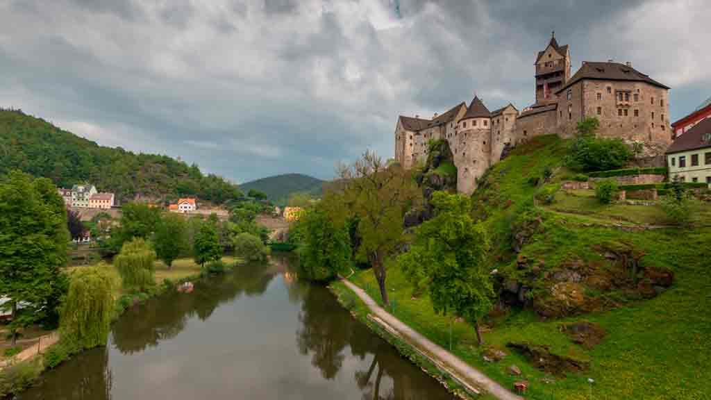 Hungarian Castles-Eger-Castle