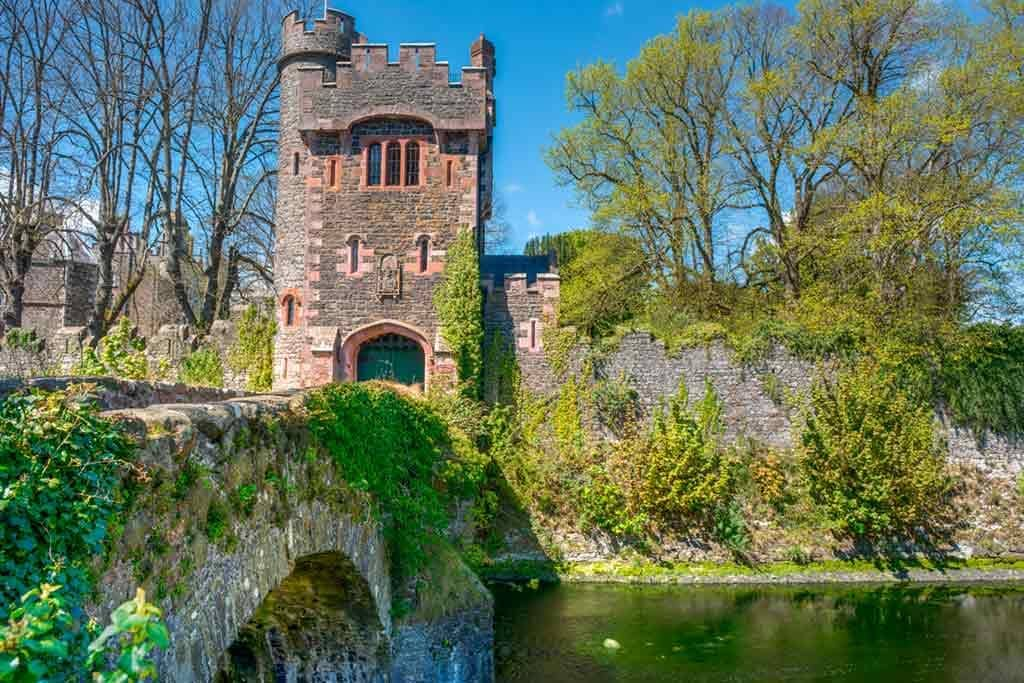 Northern Irish Castles-Glenarm-Castle