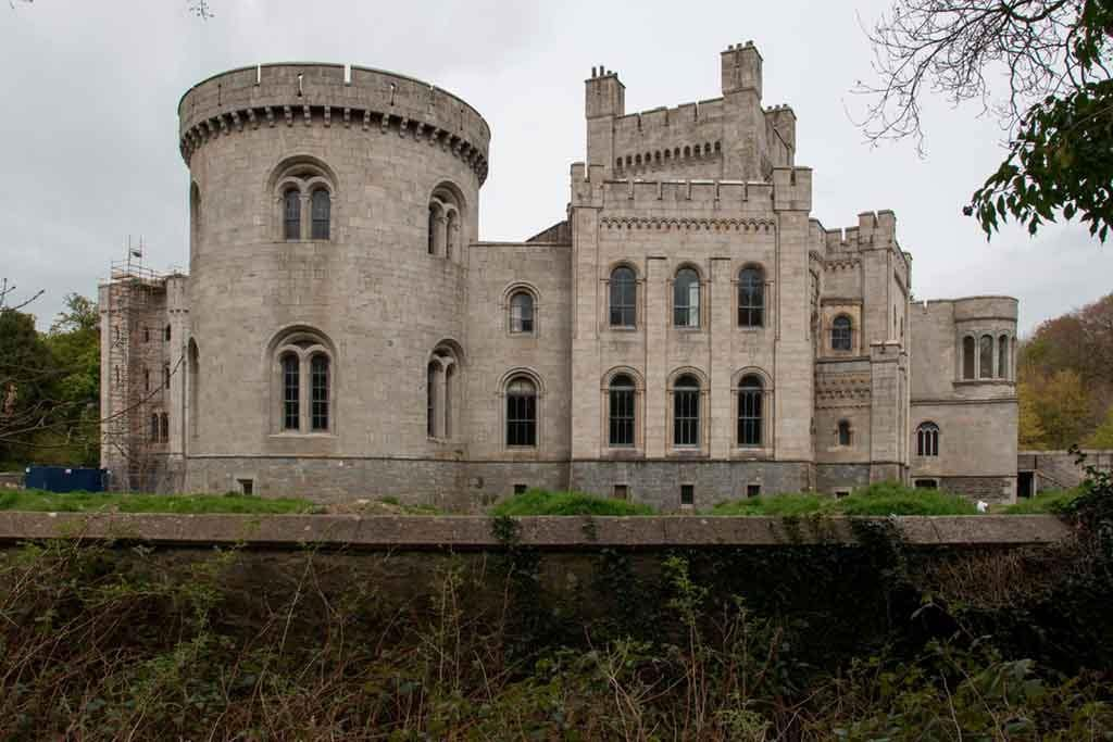 Castles in Northern Ireland-Gosford-Castle
