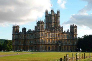 Famous Castles near London-Highclere-Castle