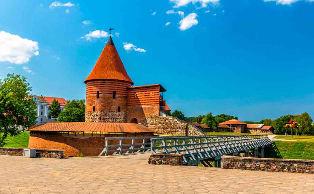 Best castles in Lithuania-Kaunas-Castle
