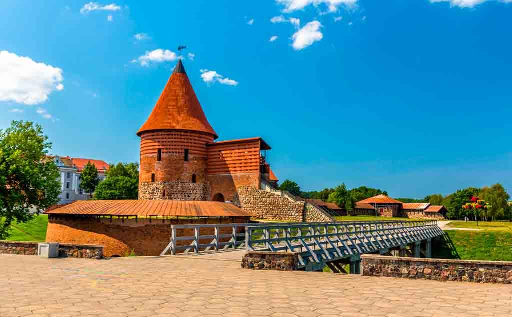 Best castles in Lithuania-Kaunas-Castle
