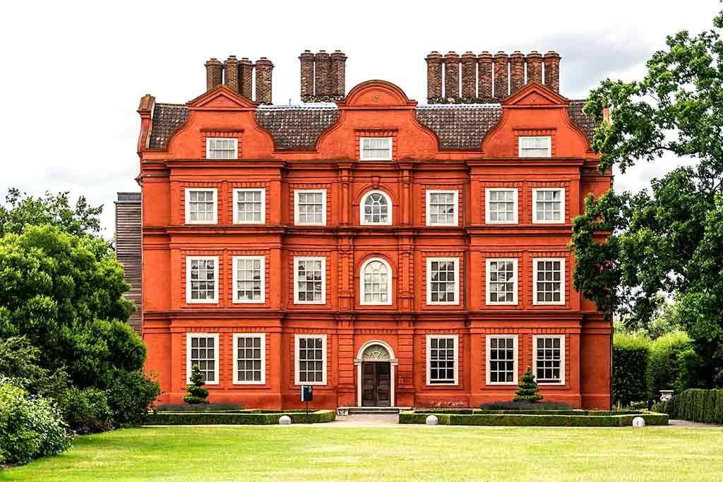 Famous Castles near London-Kew-Palace