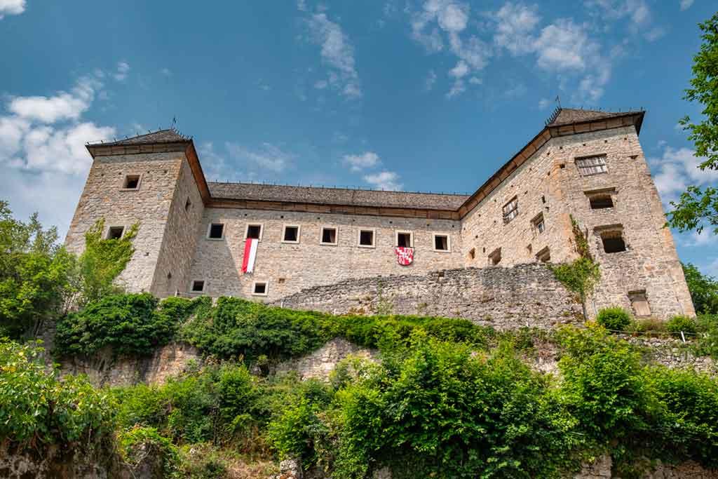 Best Slovenian Castles-Kostel-Castle
