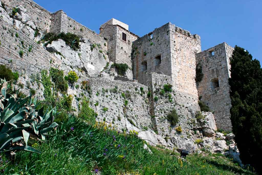 Castles in Slovenia-Kozjak-Castle
