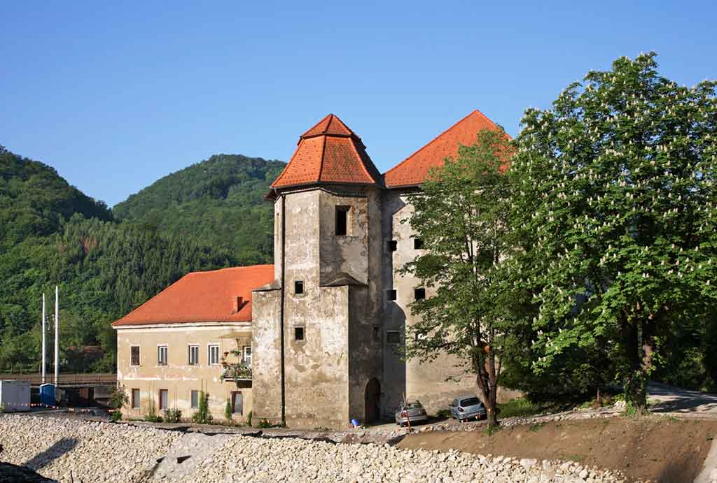 Best castles in Slovenia-Krško-Castle