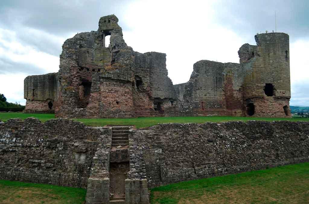 Best castles in Northern Wales-Prestatyn-Castle