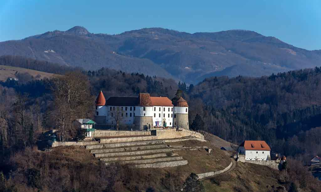 Famous Castles in Slovenia-Sevnica-Castle
