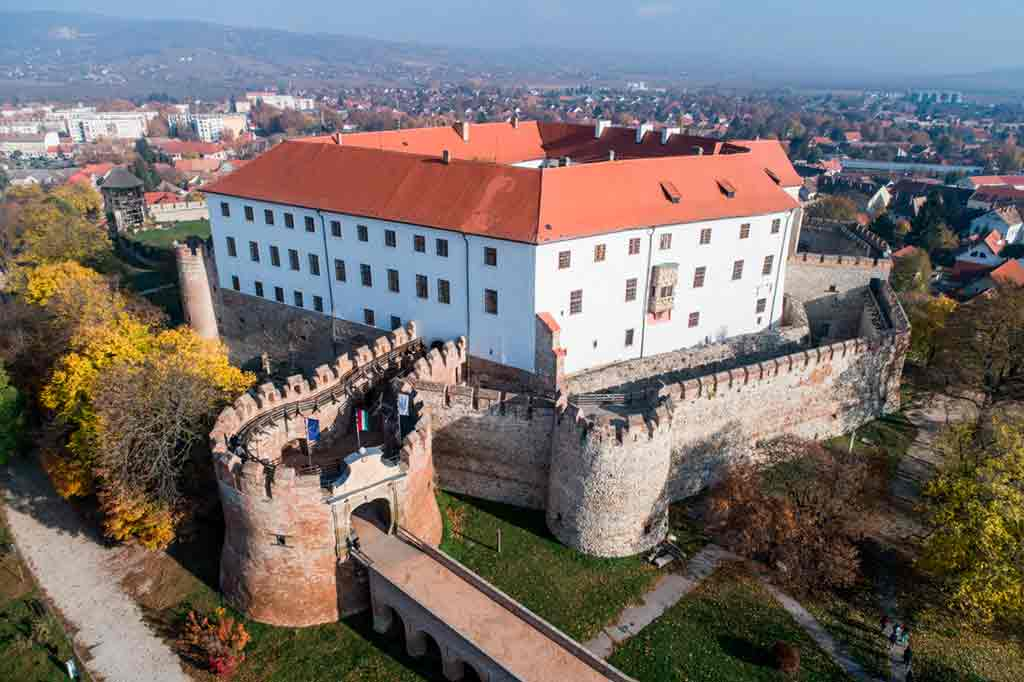 Famous Castles in Hungary-Siklos-Castle