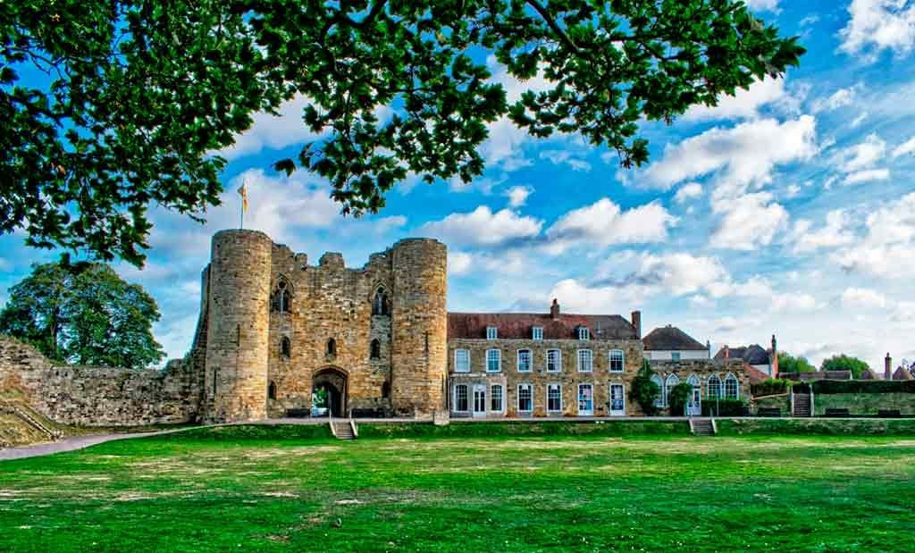 Castles near London-Tonbridge-Castle