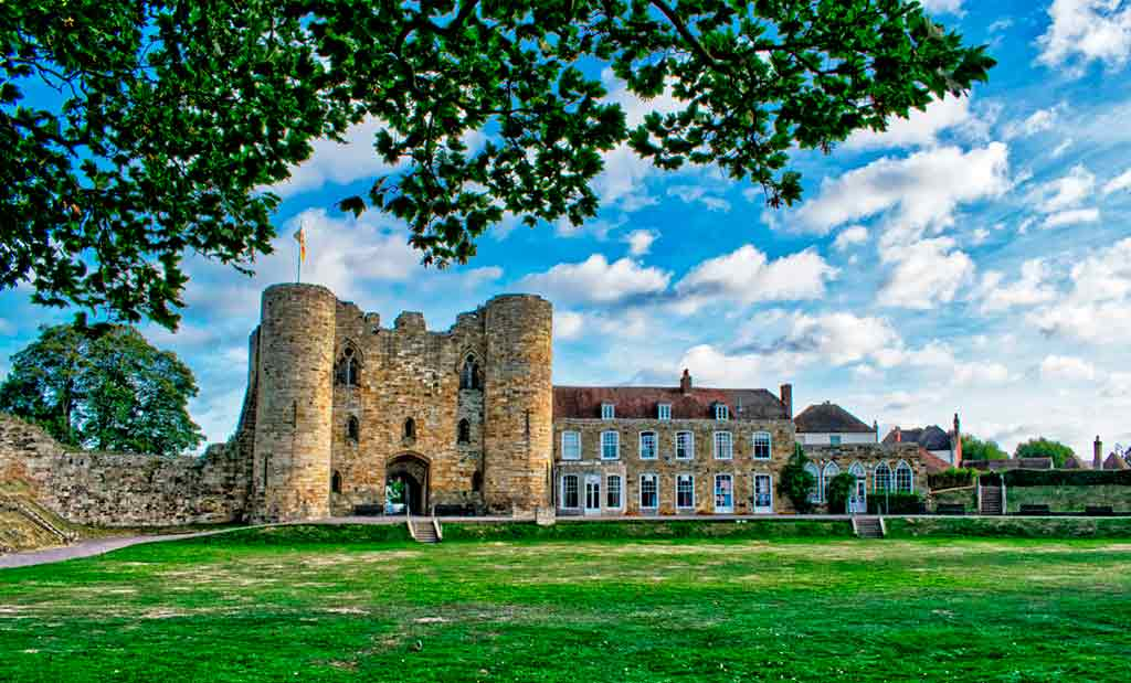 Castles near London-Tonbridge-Castle